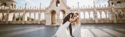 Top aussehen auf den Hochzeitsfotos