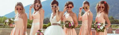 Die schönsten Brautjungfern
